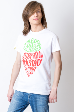T-shirt Strawberry - New Lifestyle
