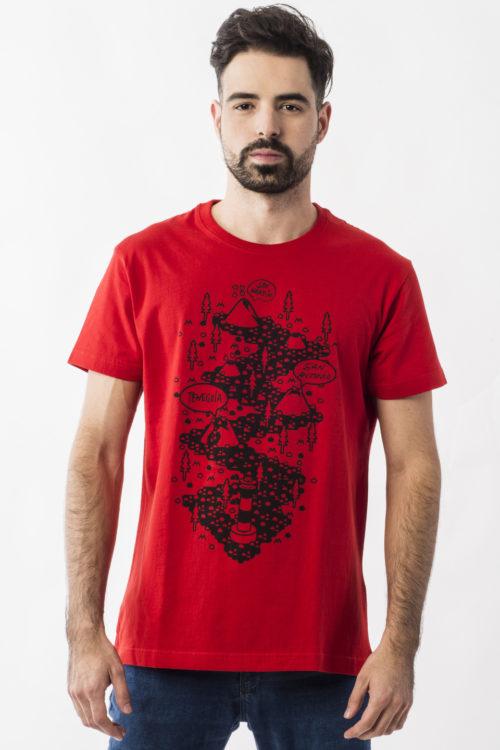 Volcanoes Tshirt