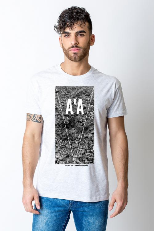 camiseta lavas AA