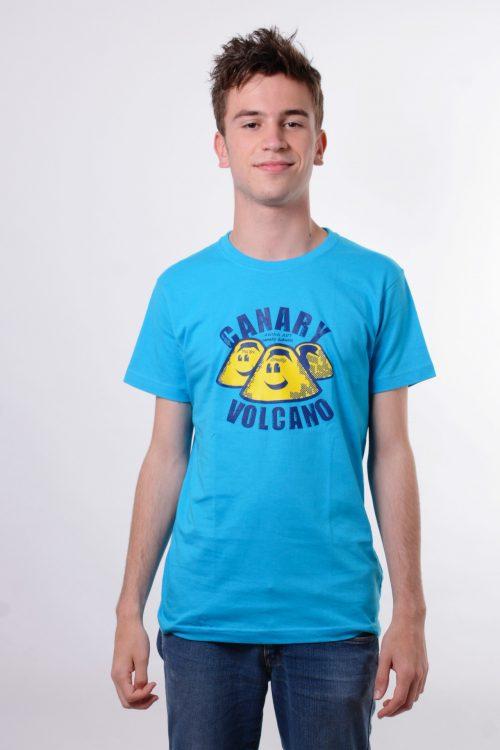 canary volcano blue