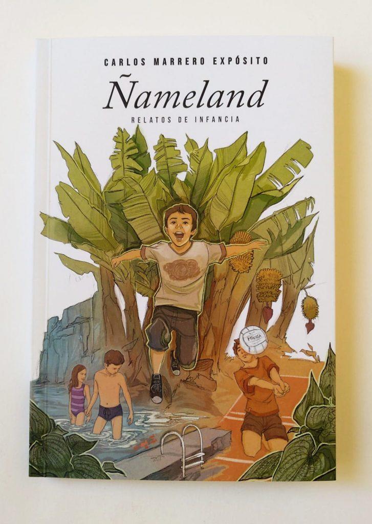 Ñameland cover