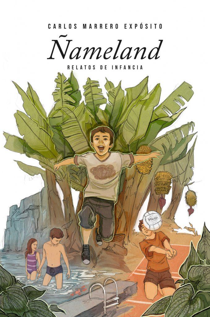 portada libro ñameland